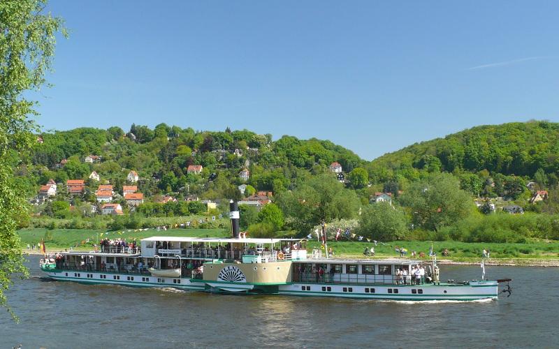 Dampfschiff Pillnitz ©die-infoseiten.de