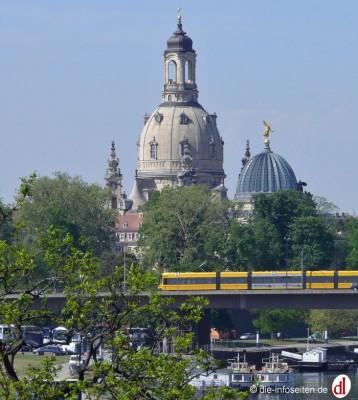 Frauenkirche Dresden Foto: ©die-infoseiten.de