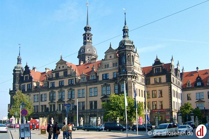 Residenzschloss Dresden Foto: ©die-infoseiten.de