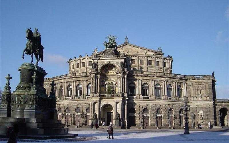 Semperoper Dresden ©die-infoseiten.de